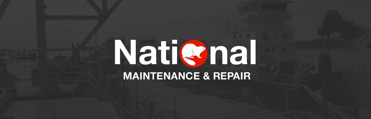 National Maintenance & Repair Header