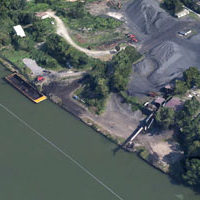 Ohio River Dock – Coal Grove, Ohio